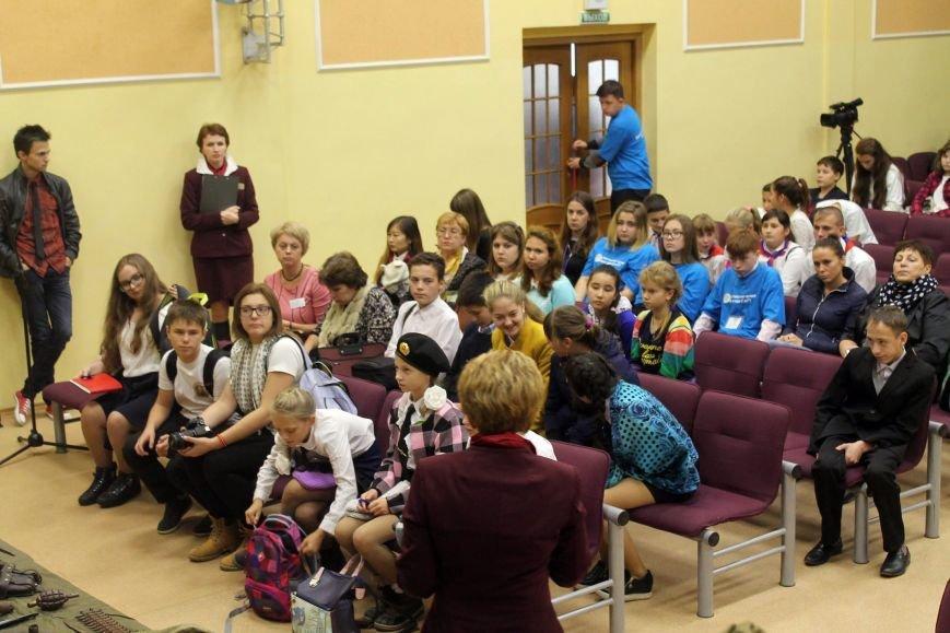 Сахалинские поисковики провели встречу со школьниками, фото-7