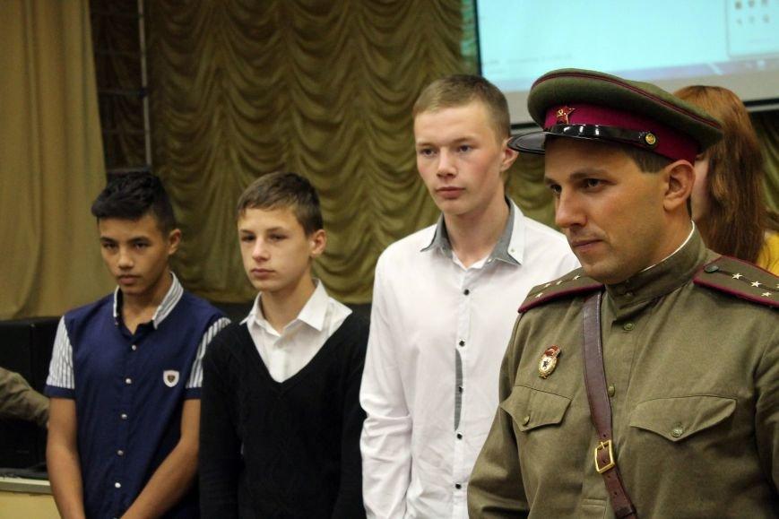 Сахалинские поисковики провели встречу со школьниками, фото-1