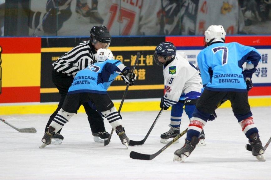 Команда «Кристалл» завоевала бронзу на международном турнире по хоккею в Пекине, фото-4
