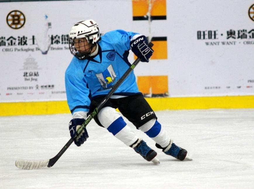 Команда «Кристалл» завоевала бронзу на международном турнире по хоккею в Пекине, фото-3