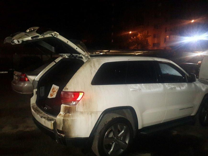 В Днепре подожгли авто (ФОТО), фото-1