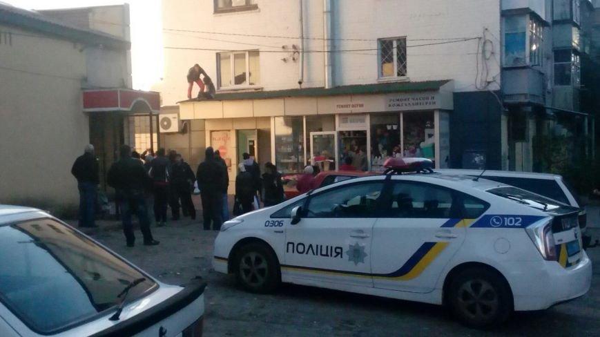 В Харькове, из-за ссоры с родителями, девушка выбросилась из окна (ФОТО), фото-2