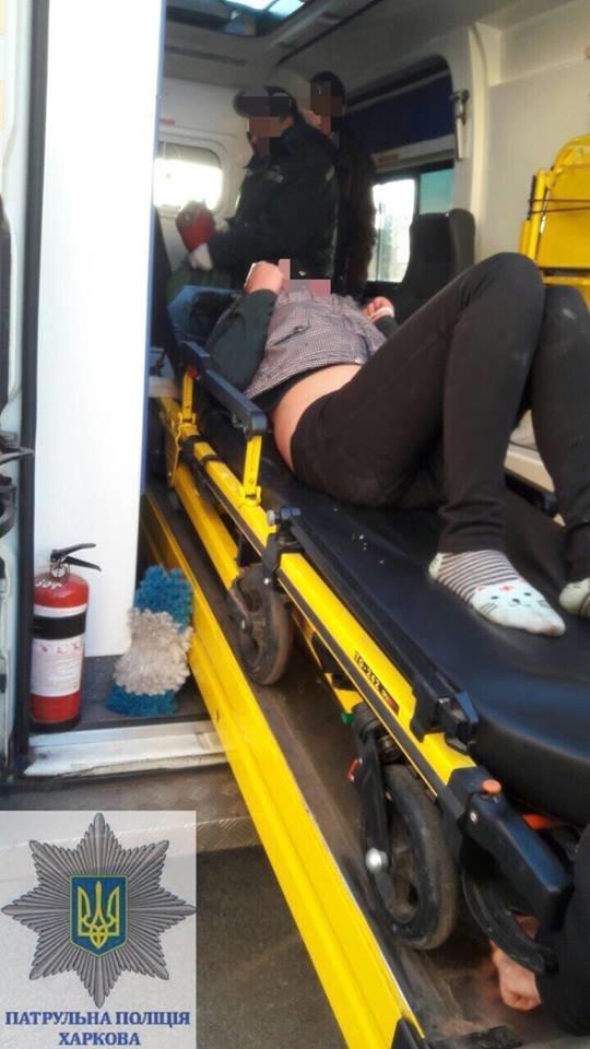 В Харькове, из-за ссоры с родителями, девушка выбросилась из окна (ФОТО), фото-3