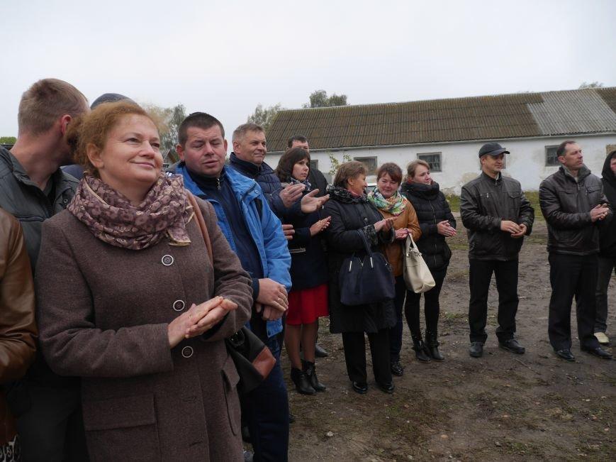 «МРІЯ Агрохолдинг» підтримала громаду Старого Почаєва у створенні кооперативу (Фоторепортаж), фото-10
