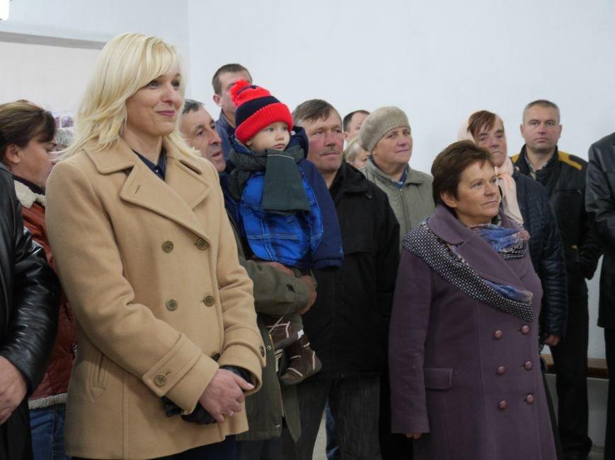 «МРІЯ Агрохолдинг» підтримала громаду Старого Почаєва у створенні кооперативу (Фоторепортаж), фото-17