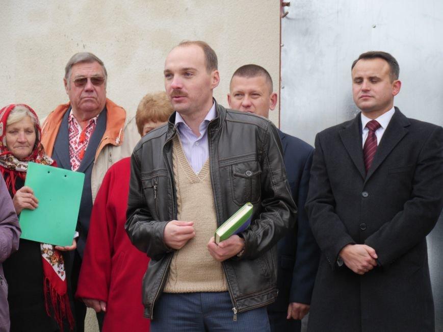 «МРІЯ Агрохолдинг» підтримала громаду Старого Почаєва у створенні кооперативу (Фоторепортаж), фото-7