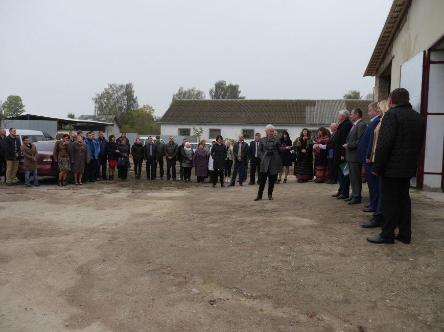 «МРІЯ Агрохолдинг» підтримала громаду Старого Почаєва у створенні кооперативу (Фоторепортаж), фото-6