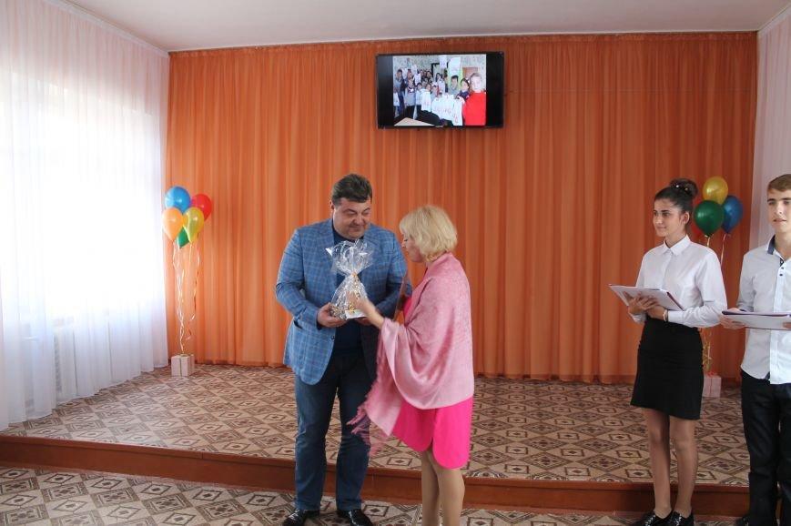 Бахмутской школе № 7 исполнилось 80 лет, фото-3