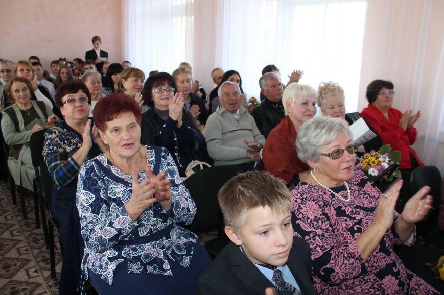 Бахмутской школе № 7 исполнилось 80 лет, фото-2