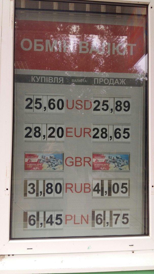 Скільки коштує євро та долар у Львові: актуальний курс валют станом на 13 жовтня (ФОТО), фото-2