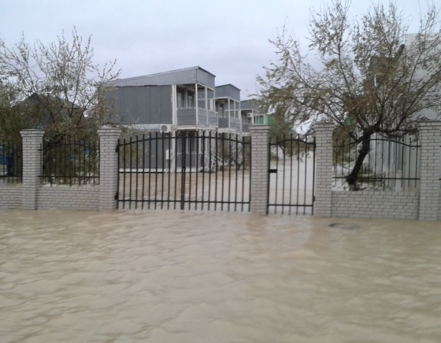 Спасатели опубликовали фото затопленной Кирилловки: шторм утих, фото-4