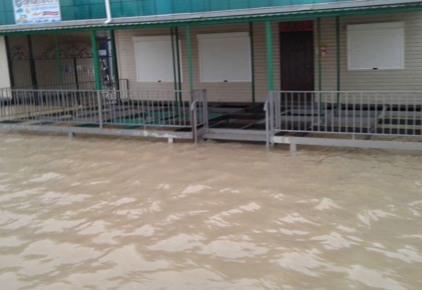 Спасатели опубликовали фото затопленной Кирилловки: шторм утих, фото-5
