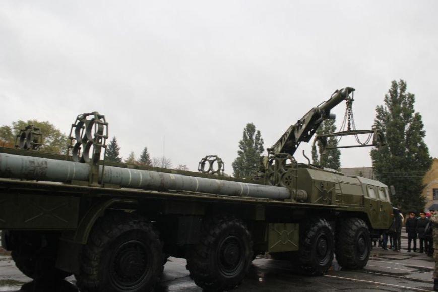 Как живут кременчугские ракетчики: День открытых дверей (ФОТОРЕПОРТАЖ), фото-20