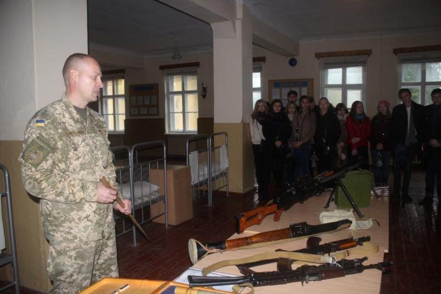 Как живут кременчугские ракетчики: День открытых дверей (ФОТОРЕПОРТАЖ), фото-10