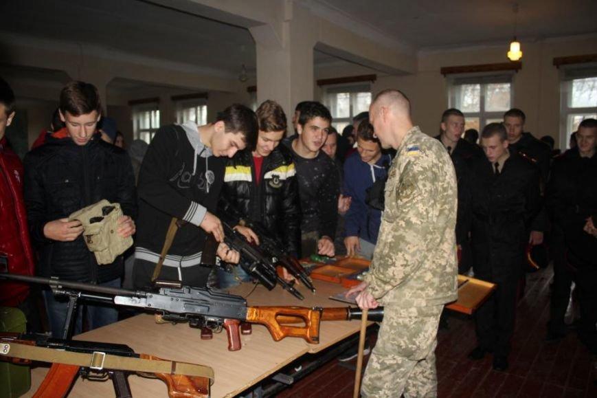 Как живут кременчугские ракетчики: День открытых дверей (ФОТОРЕПОРТАЖ), фото-1