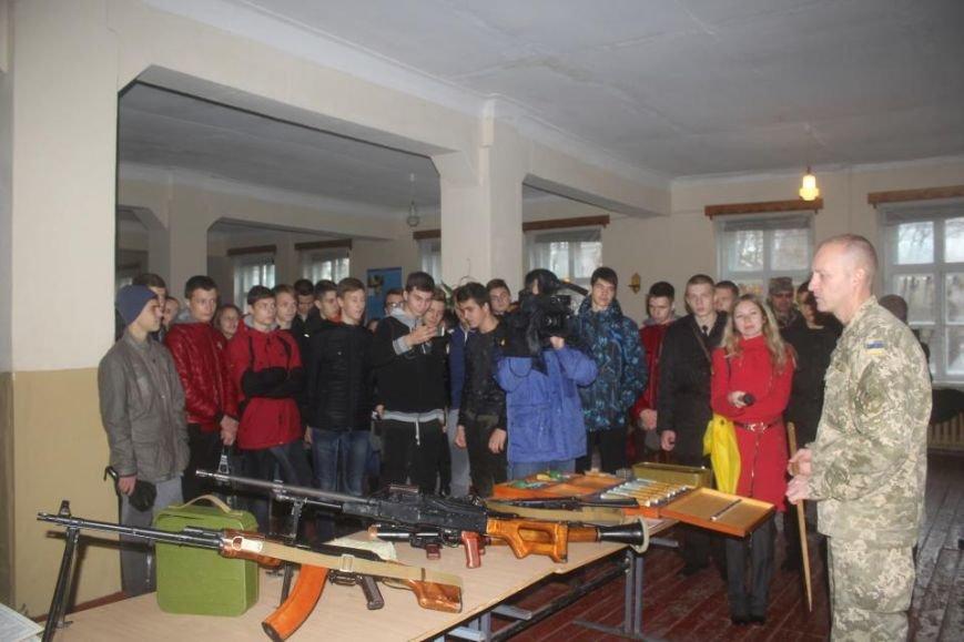 Как живут кременчугские ракетчики: День открытых дверей (ФОТОРЕПОРТАЖ), фото-8