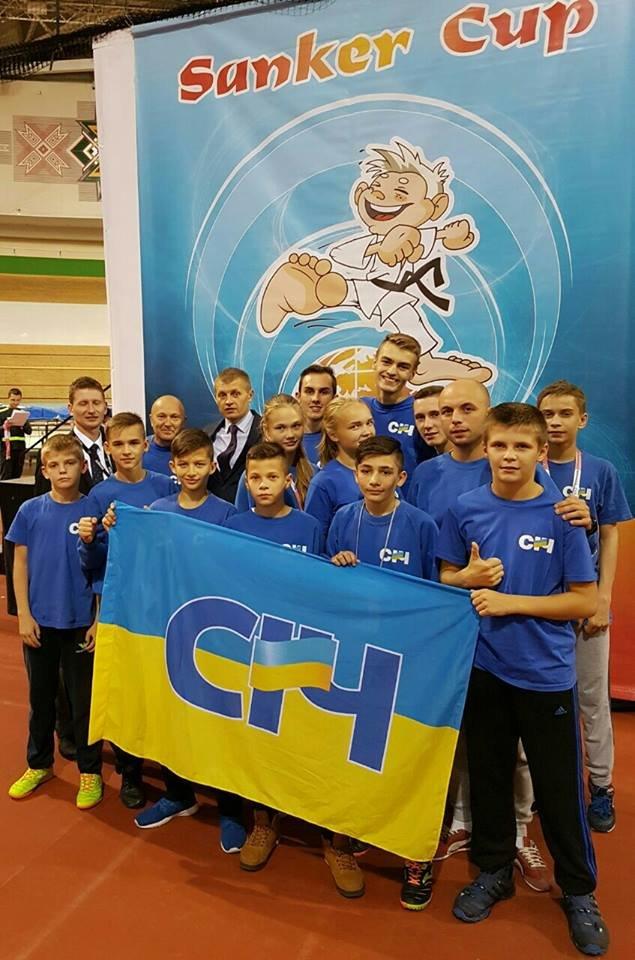 Команда каратистів з Новограда-Волинського виступила в Білорусії, фото-1