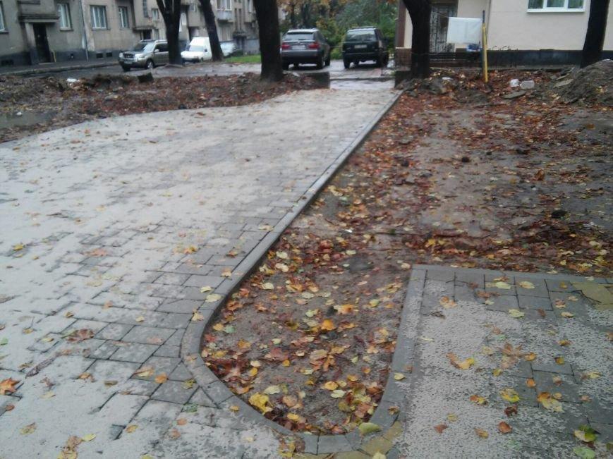 На реконструкцію площі Вишиваного витратять 633 тисячі гривень  (ФОТО), фото-8