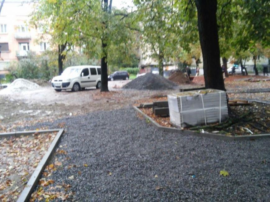 На реконструкцію площі Вишиваного витратять 633 тисячі гривень  (ФОТО), фото-6