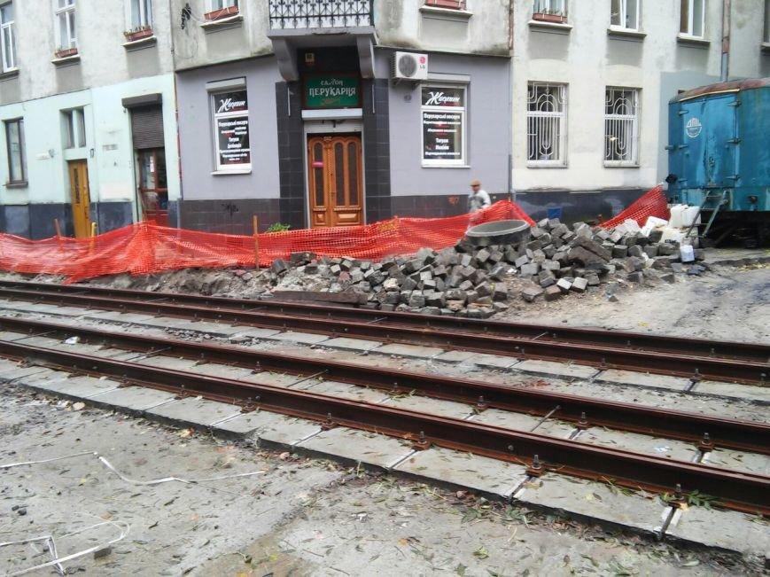 Як сьогодні тривають ремонтні роботи на вулиці Київській (ФОТО), фото-2