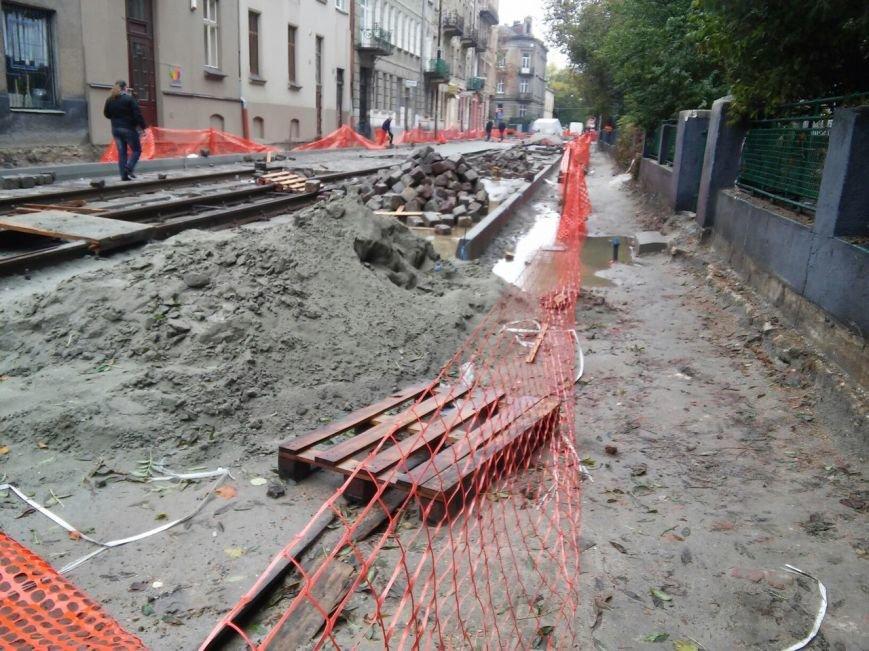 Як сьогодні тривають ремонтні роботи на вулиці Київській (ФОТО), фото-3