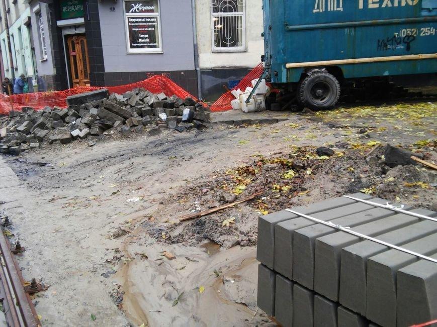 Як сьогодні тривають ремонтні роботи на вулиці Київській (ФОТО), фото-6