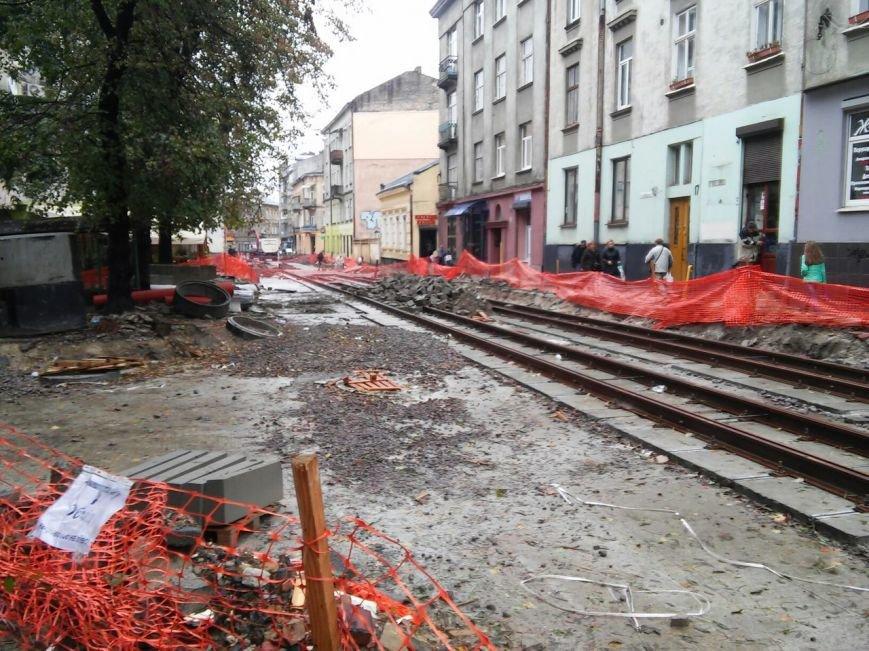 Як сьогодні тривають ремонтні роботи на вулиці Київській (ФОТО), фото-4