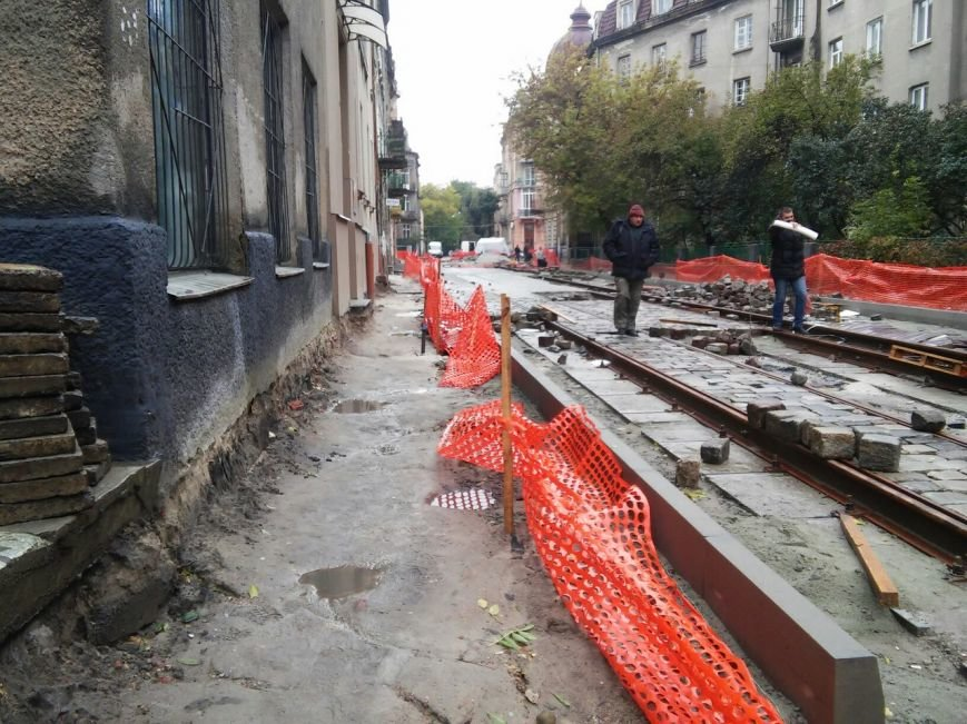 Як сьогодні тривають ремонтні роботи на вулиці Київській (ФОТО), фото-8