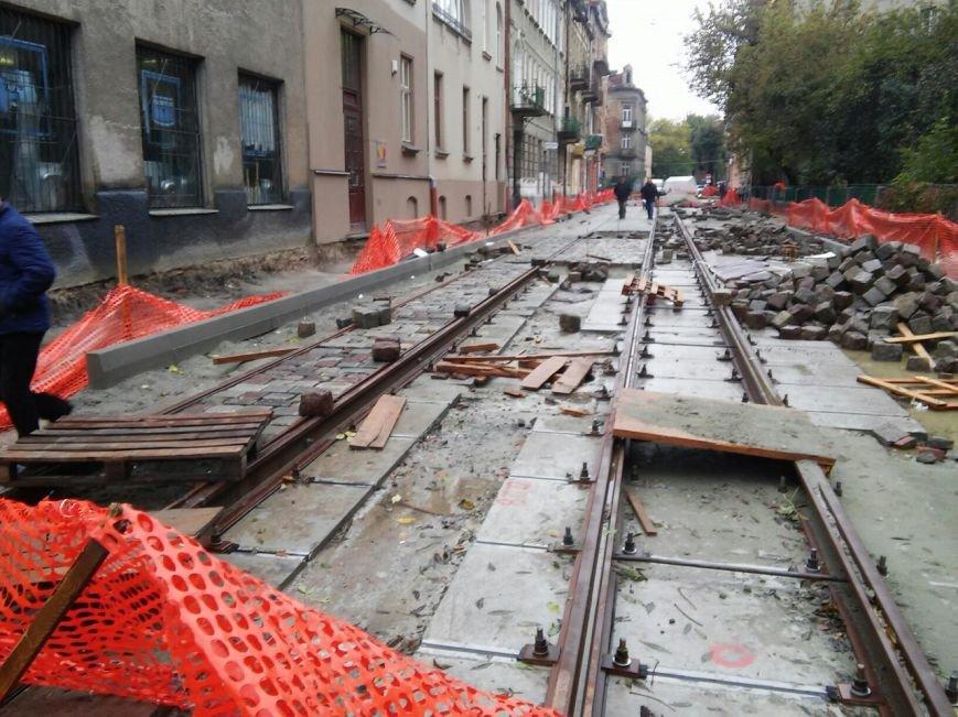 Як сьогодні тривають ремонтні роботи на вулиці Київській (ФОТО), фото-7