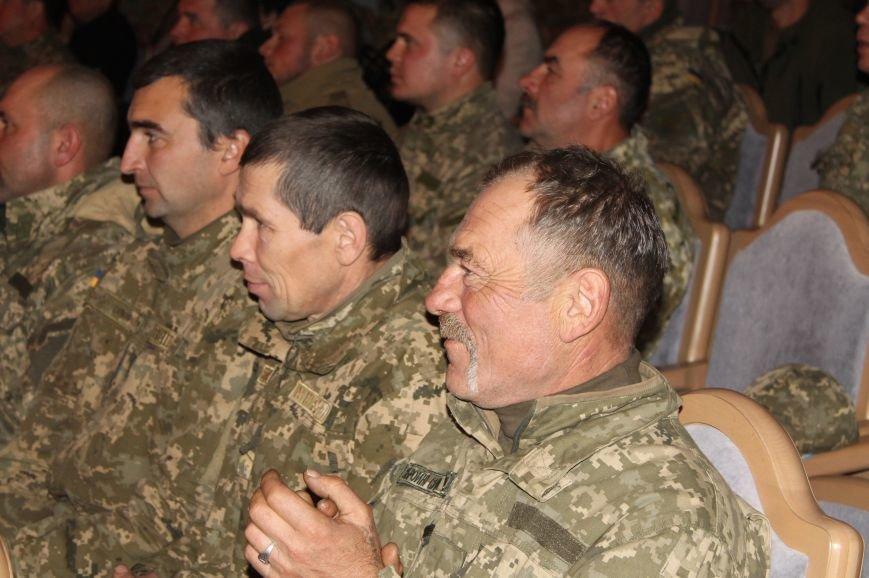Защитников Украины поздравили в Бахмуте (ФОТО), фото-11