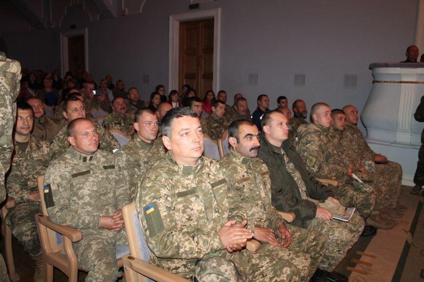 Защитников Украины поздравили в Бахмуте (ФОТО), фото-3