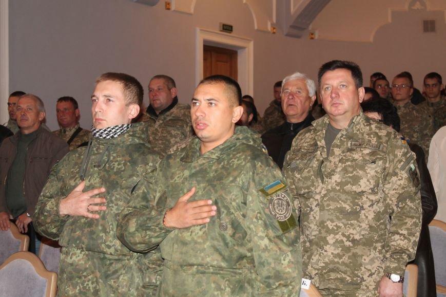 Защитников Украины поздравили в Бахмуте (ФОТО), фото-6