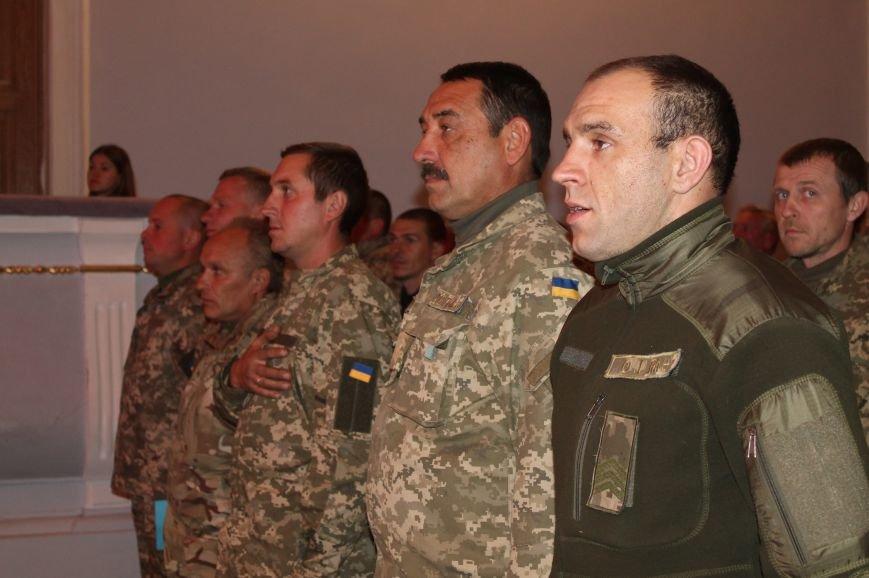 Защитников Украины поздравили в Бахмуте (ФОТО), фото-7