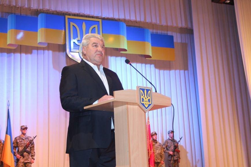 Защитников Украины поздравили в Бахмуте (ФОТО), фото-1