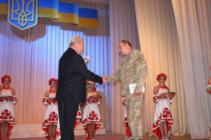 Защитников Украины поздравили в Бахмуте (ФОТО), фото-5
