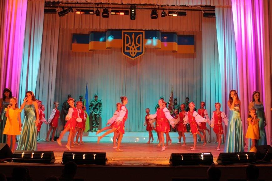 Защитников Украины поздравили в Бахмуте (ФОТО), фото-14