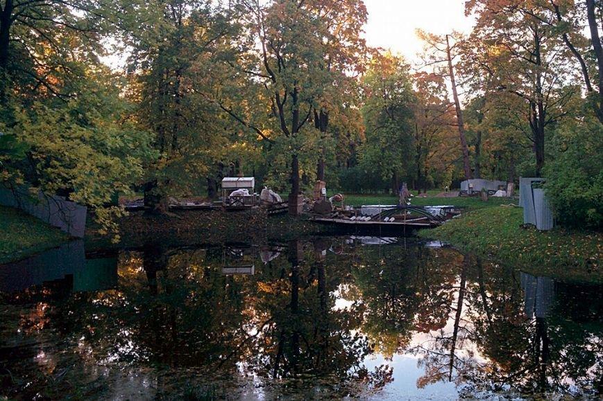 ГМЗ «Царское Село» восстанавливает мосты в Александровском парке, фото-1