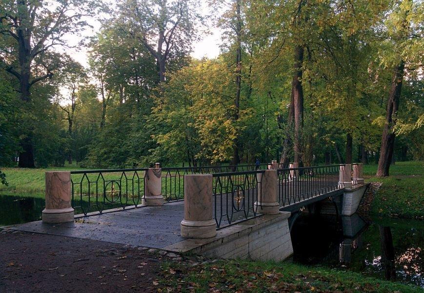 ГМЗ «Царское Село» восстанавливает мосты в Александровском парке, фото-2