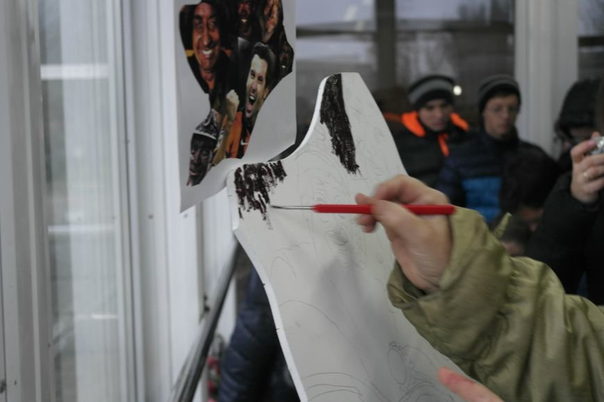 В Покровске (Красноармейске) стартовала всеукраинская акция «За мир і щастя в Україні», фото-12