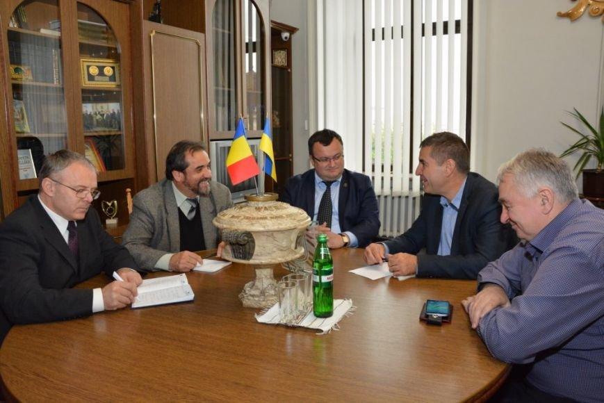 Чернівці та Румунія об'єднуються щоб взяти участь у транскордонному проекті, фото-1