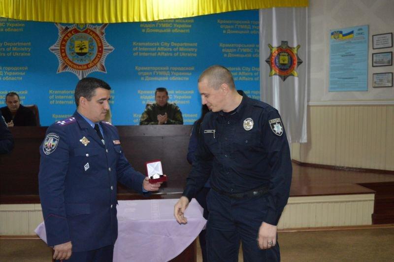 В Краматорске выбрали лучших патрульных полицейских, фото-3