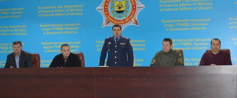 В Краматорске выбрали лучших патрульных полицейских, фото-1