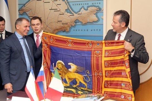 Парламенты Крыма и итальянской области Венето подписали заявление о развитии межрегионального сотрудничества (ФОТО), фото-1