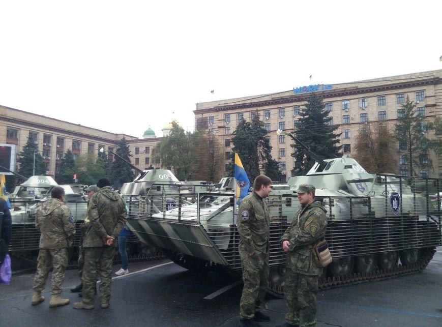 В Днепре День Защитника Украины отметили с песнями и полевой кухней (ФОТО, ВИДЕО), фото-15