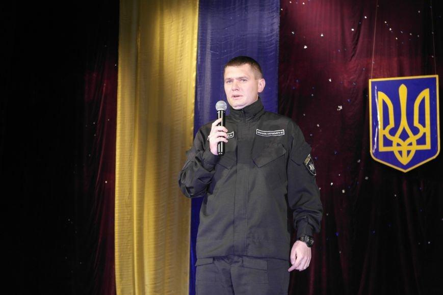 «Слава воїнам АТО»: в Покровске (Красноармейске) поздравили военнослужащих, фото-27
