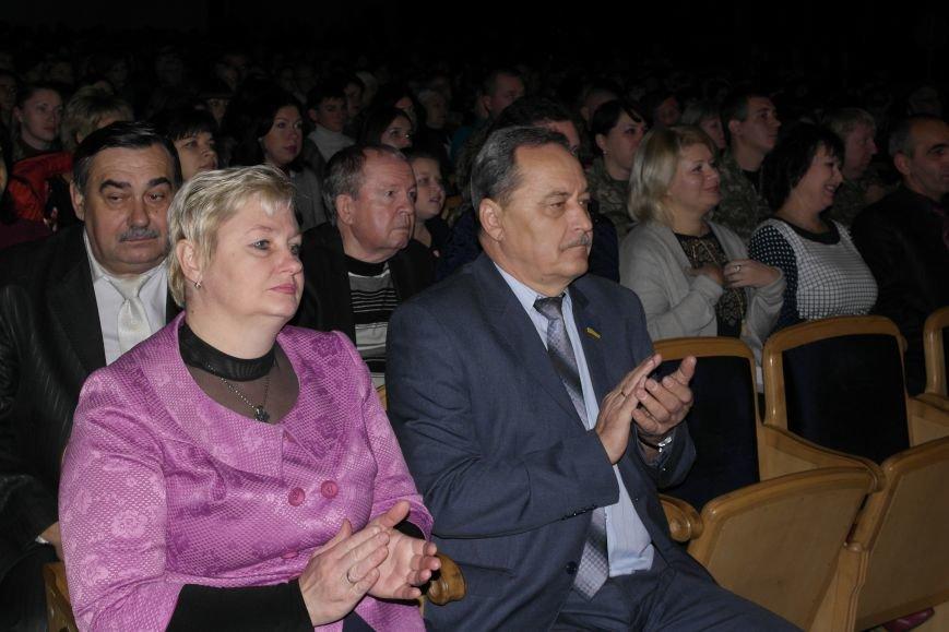 «Слава воїнам АТО»: в Покровске (Красноармейске) поздравили военнослужащих, фото-8