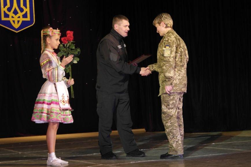 «Слава воїнам АТО»: в Покровске (Красноармейске) поздравили военнослужащих, фото-5