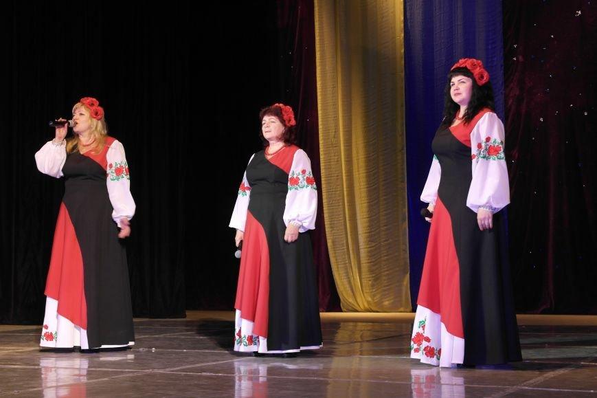 «Слава воїнам АТО»: в Покровске (Красноармейске) поздравили военнослужащих, фото-18