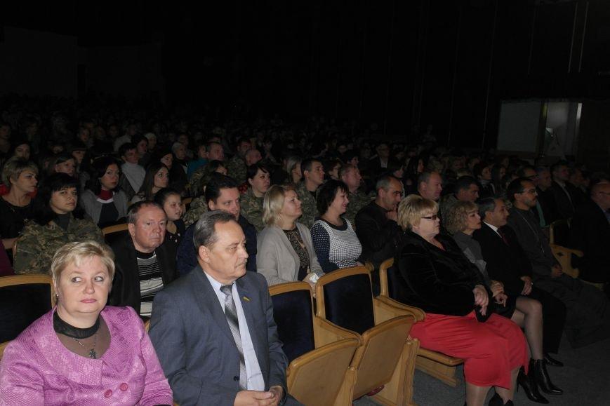 «Слава воїнам АТО»: в Покровске (Красноармейске) поздравили военнослужащих, фото-11