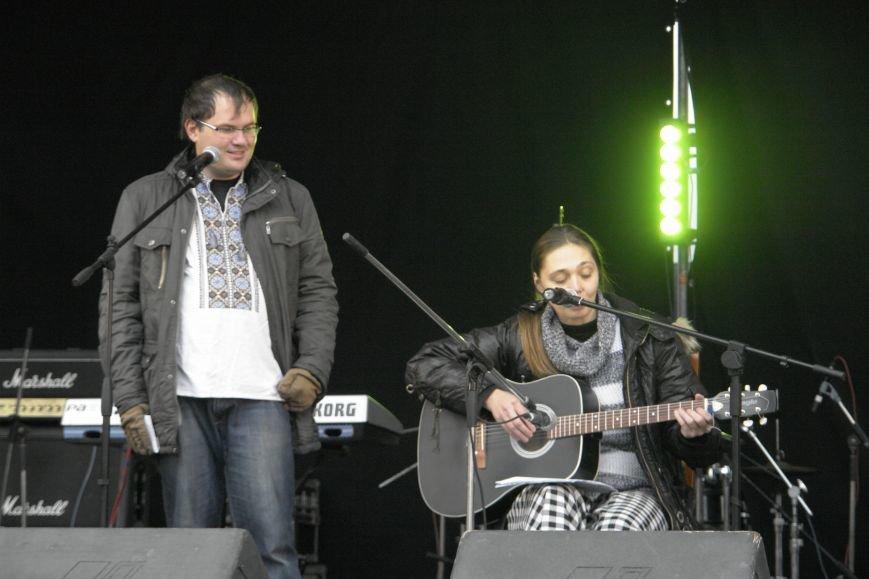В Покровске (Красноармейске) выступили самодеятельные коллективы, фото-3